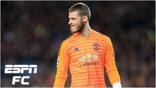 39Man United should cut their losses with David De Gea39 - Shaka Hislop  Champions League