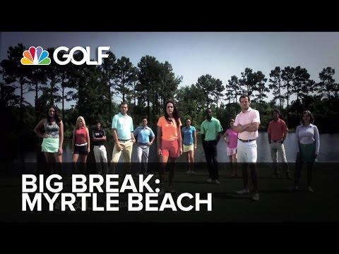 Big Break Myrtle Beach Premieres Tuesday, Oct 7 | Golf Channel