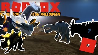 Roblox Dinosaur Simulator Halloween - A Returning Skin and Star Destroyer! + KOSer Hunting!