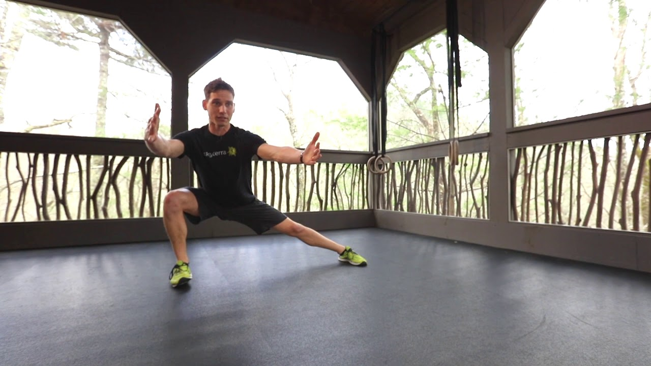 Mobility Library: Side Lunge