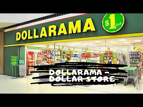 Dollarama - Canadian Dollar Store - Everything Under 4 Dollars - Student Friendly Store (EP 219)