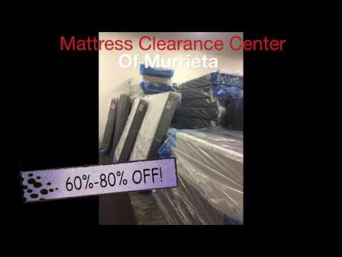 Mattress Clearance Center Google Ad