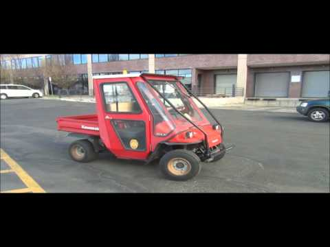 Kawasaki Mule 550 Utility Vehicle For Sale