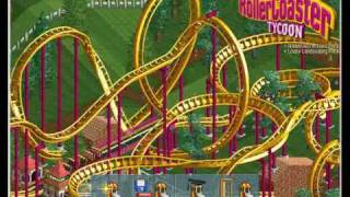 rollercoaster tycoon opening