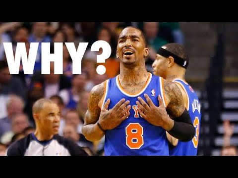The Dumbest Shots in NBA History