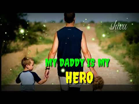 "Mungaru Male 2 | ""My Daddy is My Hero"" Official HD lyric Video Song 