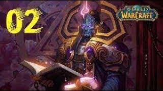World of Warcraft. Прохождение за паладина. Часть 2.