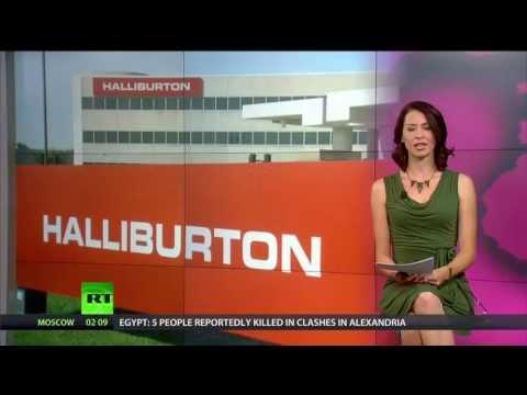 Halliburton's Criminal Repertoire | Brainwash Update