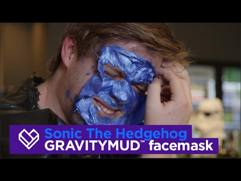 Sonic The Hedgehog Gravitymud Mask Goes Terribly Wrong Youtube