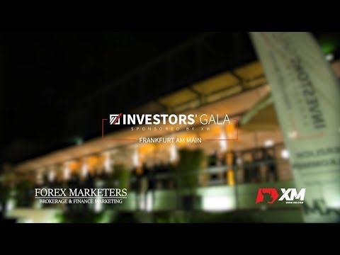 XM.COM - 2018 - Investors Gala - Germany - Frankfurt am Main