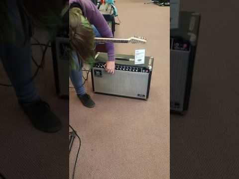 Vintage music man 210-75 guitar amp.