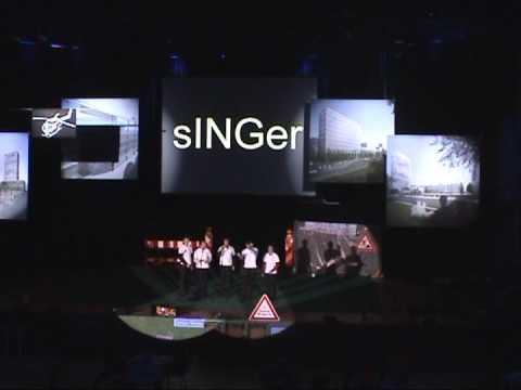 sINGer - Oh Günter Schuh (Ich wär so gern wie du) - Live im Eurogress Aachen, Europasaal, 2008