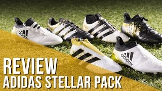 Review adidas Stellar Pack