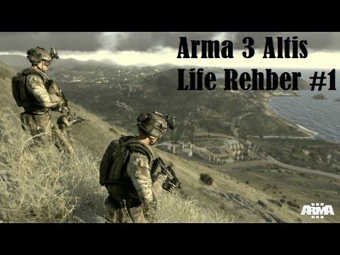 ARMA 3 - REHBER I TEMEL BİLGİLER  2021