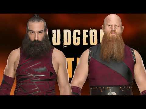 WWE Bludgeon Brothers Theme - Brotherhood + Arena & Crowd Effect w/DL Links!
