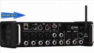 Hướng dẫn cài đặt và sử dụng Mixer số Behringer XR12 | Digital Mixers | Part 2