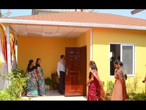 Проекты домов -проект быстовозводимого дома 48 кв  метров