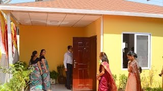 Проекты домов -проект быстовозводимого дома 48 кв  метров(, 2014-05-17T20:04:03.000Z)