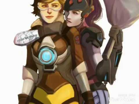 Overwatch couples