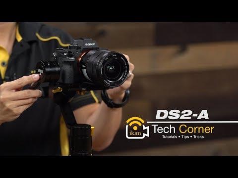 DS2-A Angled Gimbal