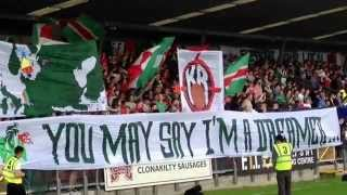 Cork City FC 1-1 KR Reykjavik- Europa League 1st Leg