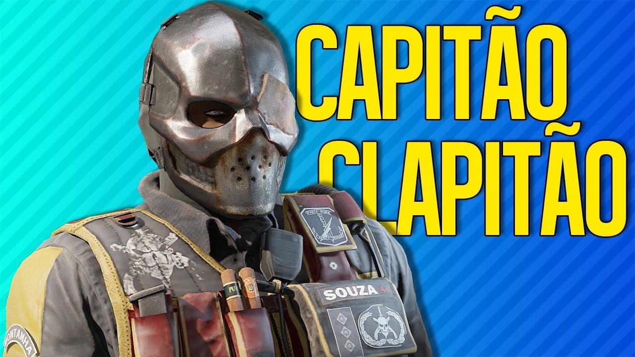 CAPITAO CLAPITAO | Rainbow Six Siege