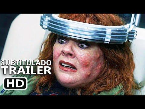 THUNDER FORCE Tráiler Oficial Español SUBTITULADO (2021) Melissa McCarthy, Película De Superhéroes