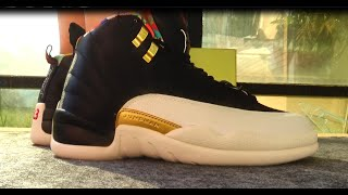 a240de017d5 air-jordan-12-cny-chinese-new-year-retro-2019-sneaker-on-foot Search ...