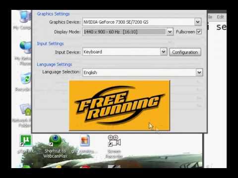 crack free running torrenty