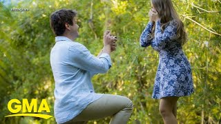 Bindi Irwin's brother to walk her down the aisle at her wedding l GMA