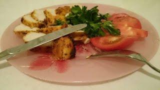 Вторые блюда из курицы Пастрома Рецепт в духовке как приготовить вкусно ужин домашние быстро видео