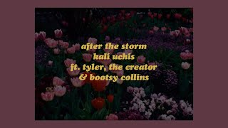 After The Storm Kali Uchis Ft Tyler The Creator Bootsy Collins