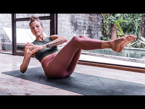 13 Minute Killer Core Routine To Do At Home