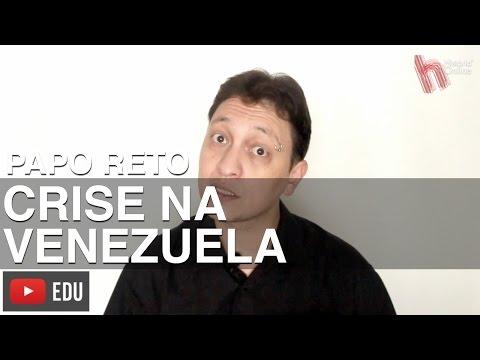 PAPO RETO: CRISE NA VENEZUELA