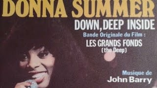 Donna Summer - Down deep inside [A love song]