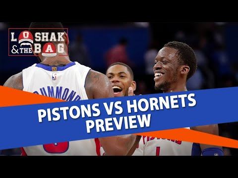Pistons vs Charlotte Hornets NBA Picks and Predictions | LoBag's NBA Picks Against the Spread