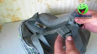 Ізотермічний рюкзак Time Eco TE-3025 25 л Розпакування для магазину rozetka