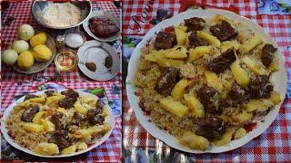 Готовим Картошка палов Плов с картофелем