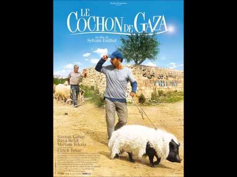 BO Le Cochon de Gaza poster