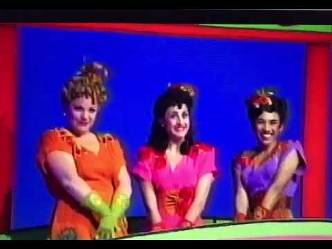 Three Little Maids - Hot Mikado -  Original LONDON Cast