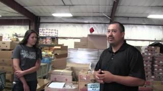 CPP Athletics: CCAA-SAAC Food Drive