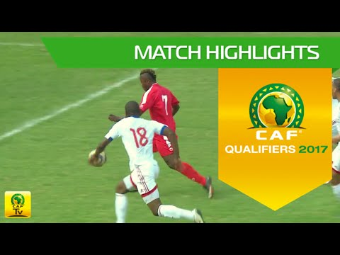 Kenya vs Congo | Africa Cup of Nations Qualifiers 2017