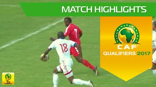 Kenya vs Congo   Africa Cup of Nations Qualifiers 2017