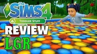 LGR - The Sims 4 Toddler Stuff Review