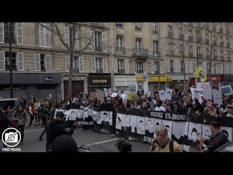 Paris : Marche pour la Justice et la Dignité #19mars 2017