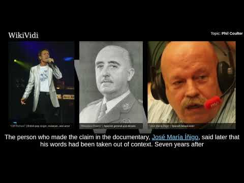 PHIL COULTER - WikiVidi Documentary