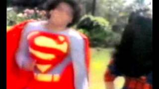 Superman dress clothed our very own govinda