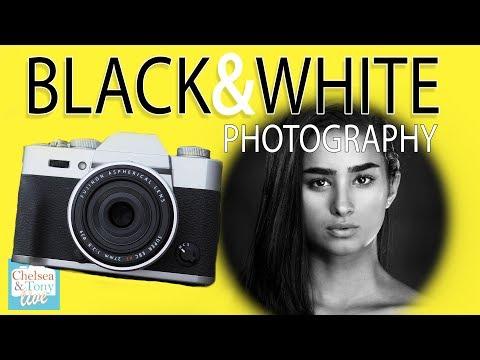 Chelsea & Tony LIVE: Black and White!