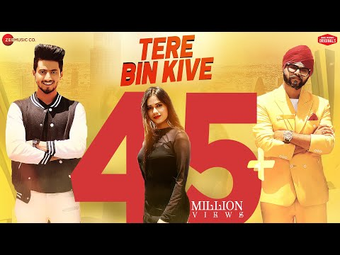Tere Bin Kive - Official Music Video | Ramji Gulati | Jannat Zubair & Mr. Faisu