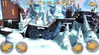 Trials Go (Trials Frontier) - スノーキャップスマックダウン (Snowcap Smackdown)